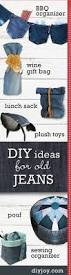 Sewing Projects Home Decor Best 25 Old Jeans Ideas Only On Pinterest Denim Ideas Jean