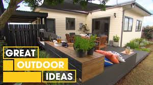 Outdoor Ideas Build An Amazing Entertaining Area Outdoor Great Home Ideas