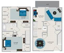 modern beach house floor plans home design 2 bedroom beach house plans underground floor with