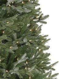 fraser fir christmas tree fraser fir artificial narrow christmas tree from balsam hill