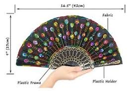 held fans bulk lysa peacock folding held fans bulk for women