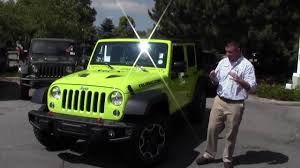 green jeep rubicon 2016 jeep wrangler limited rubicon review fort collins canon city