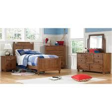 Broyhill Attic Heirlooms Nightstand 4397 52s Broyhill Furniture Twin Panel Headboard Stain
