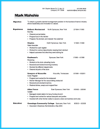 Resort Manager Resume Brilliant Bar Manager Resume Tips To Grab The Bar Manager Job