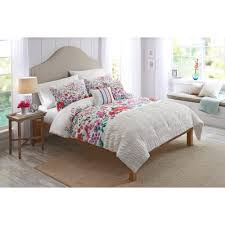 Modern Bed Comforter Sets Better Homes And Gardens Watercolor Floral 5 Piece Bedding