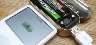diy phone charger diy battery powered usb charger all cool and new com