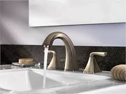 Brushed Nickel Bathroom Faucets by Bathroom Faucet Brushed Nickel Elegant Transitional Bathroom