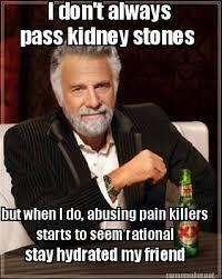 Kidney Stones Meme - meme maker i dont always pass kidney stones but when i do
