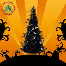 online get cheap black christmas tree decorations aliexpress com