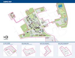 Ucr Campus Map Clery Annual Security And Fire Safety Report University Of New Haven