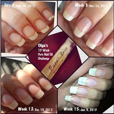 nail oil pure nail oil and cuticle oil challenger olga u0027s results