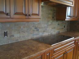 Tumbled Slate Backsplash by Copper Backsplash Concept Captivating Interior Design Ideas