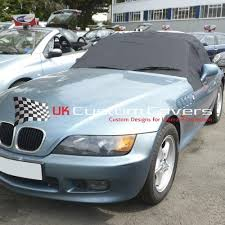 bmw z3 convertible top cover bmw z3 top roof half cover 100 ebay