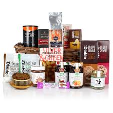 Diabetic Gifts The Diabetic Basket Hamper Gifts Mygiftgenie