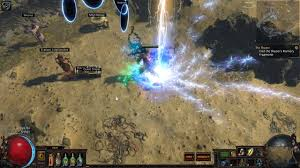 Lightning Strike Map Path Of Exile High Attack Speed With Sunder And Lightning Strike