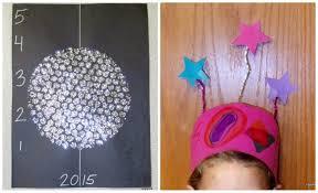 tippytoe crafts new year u0027s eve crafts