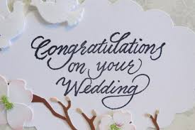 congratulations on your marriage cards congrats on your wedding wedding photography