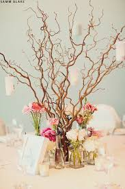 branches for centerpieces wedding flower arrangements branches best tree centerpieces ideas