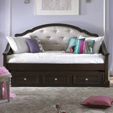 samuel lawrence girls u0027 glam daybed with trundle u0026 reviews