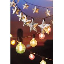 Bed Bath And Beyond Fargo Nd Multi Colored Threaded Ball String Lights Bed Bath U0026 Beyond