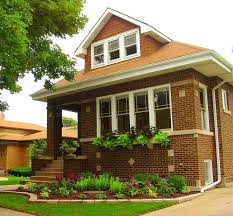 chicago bungalow house plans photos of small early 20th century bungalow homes