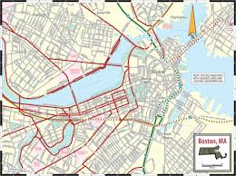 map of boston subway boston subway maps and links map photos and images