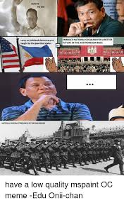 My Son Meme - duterte my son carry on judaised democracy as taught by the