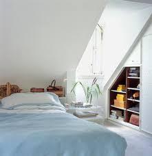 Schlafzimmer Unterm Dach Einrichten Dachschrägen Zuhausewohnen