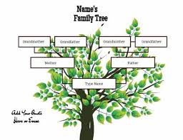 25 best family tree templates images on pinterest family trees