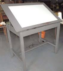 Drafting Table With Light Box 7 Best Light Box Tables Images On Pinterest Light Table