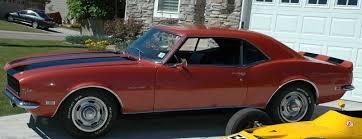 chevy camaro 302 1968 camaro z28 rally sport 302 v8 car