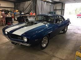 1969 camaro x11 1969 chevrolet camaro blown sport x11 355 ci v8 stock