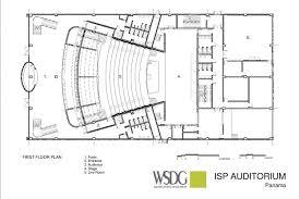 international of panama performing arts center wsdg