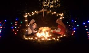 outdoor lighted nativity design 17 wonderful lighted