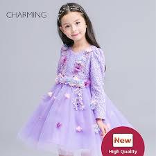 girls dresses children 7th birthday party dress child dress