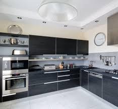 modern black kitchen cabinets remodeling contractormodern black kitchen designs