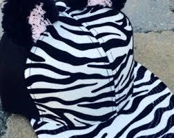 zebra costume etsy