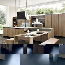 kitchen island with table attached kitchen kitchen island table attached brown wood chair pendant
