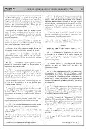 chambre commissaire priseur nouveau code des investissement algerie 2016
