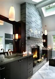 wooden fireplace surround designs mantels modern design