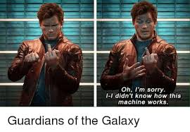 Guardians Of The Galaxy Memes - 25 best memes about guardians of the galaxy guardians of the