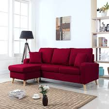 Small Sectional Sofa With Chaise Lounge Sofas Sectional Sofas For Small Spaces Walmart Sectional Couch