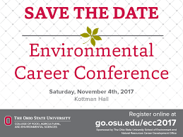 environmental career conference engineering career services
