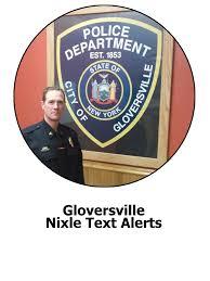 police city of gloversville