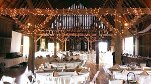 Pedretti Party Barn Dramatic Black And White Tables For Megan And Anthony U0027s