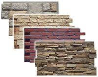 Mobile Home Interior Wall Paneling Best 25 Faux Stone Wall Panels Ideas On Pinterest Stone For