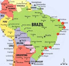 map of brazil where to find the best hotels and how much to invest in