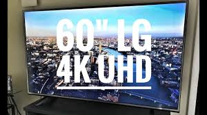 black friday 60 inch tv lg 60inch 60uh6035 smart 4k uhd tv youtube