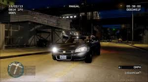 gta iv slicktop chevy impala 2008 traffic by policewag youtube