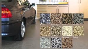 Garage Epoxy Custom Garage Epoxy Floor Coating Youtube